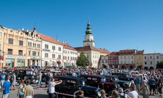 Oficiální fotogalerie Veteránem nejen Kroměřížskem 2017