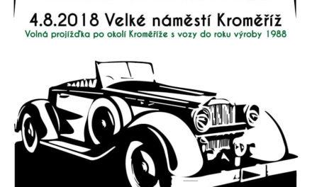 Setkání přátel Veterán klubu Kroměříž 2018