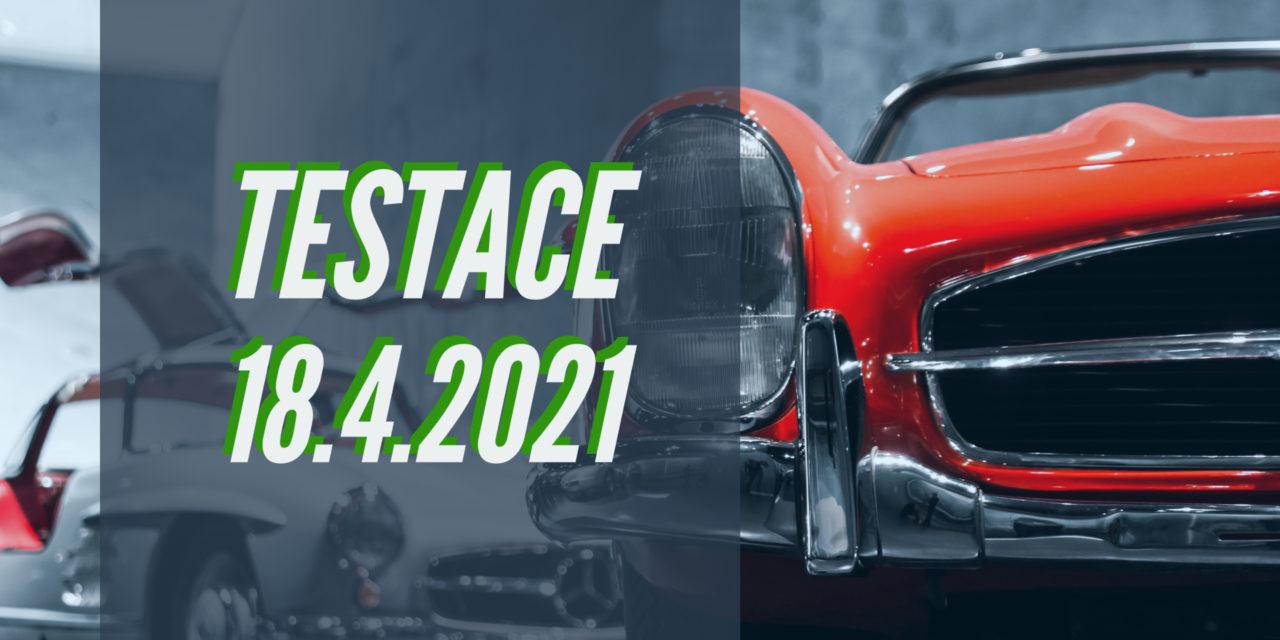 Testace 2021 – 18.4.2021